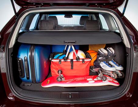 consejos para cargar el maletero de tu coche en vacaciones autoescuela estudiantes. Black Bedroom Furniture Sets. Home Design Ideas